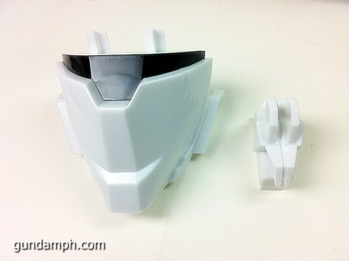 Banpresto Gundam Unicorn Head Display  Unboxing  Review (60)