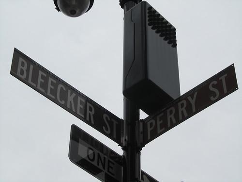 Bleeker St & Perry St