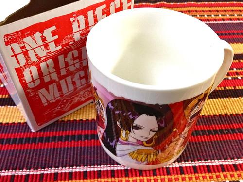ONE PIECE限定マグカップ