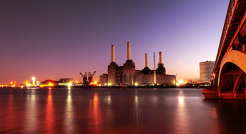 Light fades on the Power Station