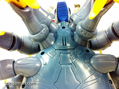MSIA Devil Gundam First Form Unboxing Review Huge (76)