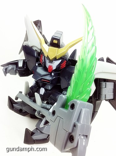 SD Gundam Online Deathscythe Hell Custom Toy Figure Unboxing Review (35)