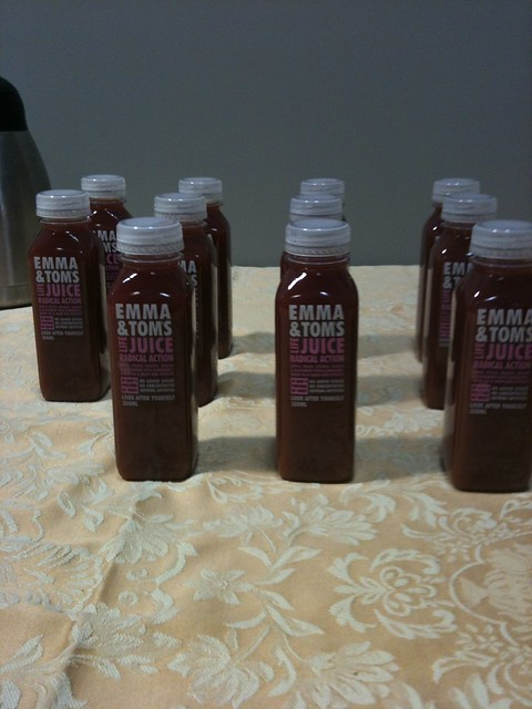 Emma and Tom's Radical Action life juice