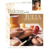 Baking With Julia book cover