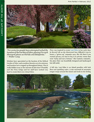 Prim Perfect Issue 39: Landscape of the Month - Lost Eden