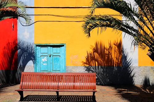 Chapter 10 - Santa Cruz de Tenerife, old & new (#9): Pastels