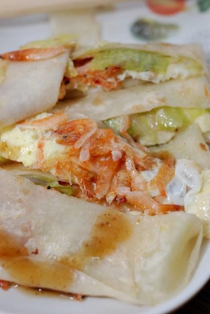 小琉球人真的超愛櫻花蝦,什麼菜都可以加