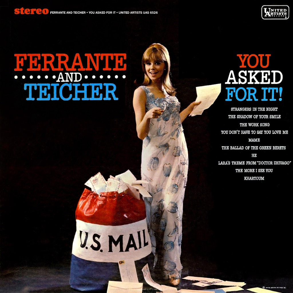 Ferrante and Teicher - You Asked For It