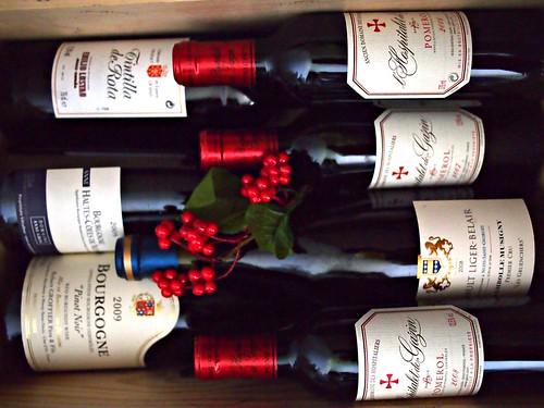 From the Vinum Caveau Wine Bazaar