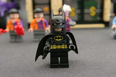 6864 The Batmobile and the Two-Face Chase - Batman 2