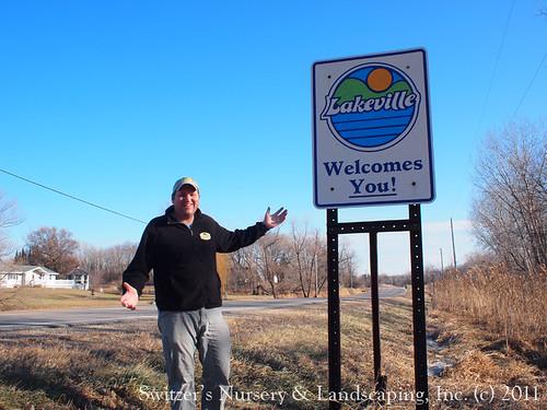 Landscape Designer Glenn! Switzer in Lakeville, Minnesota