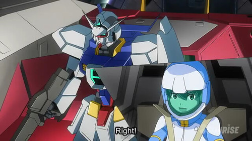 Gundam AGE  Episode 12  Course for Counterattack Youtube  Gundam PH (11)
