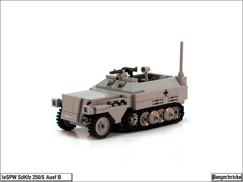 SdKfz 250/5 de Panzerbricks