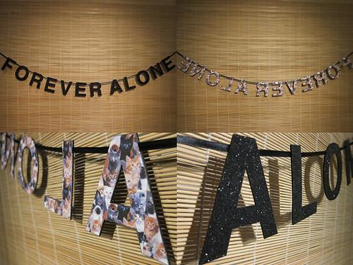 Forever Alone Banner