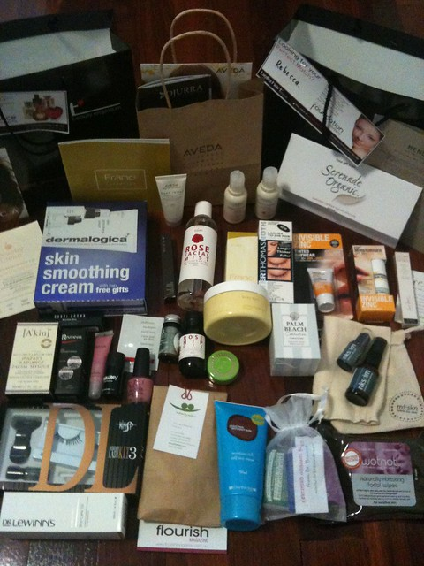 Product Bag Contents