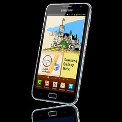 galaxynote front