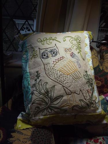 Elsa Mora cushion