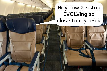 Southwest EVOLVE Seating