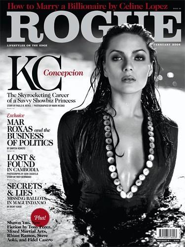 KC Concepcion, Rogue -2008