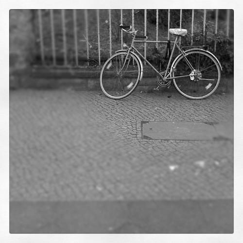 Fahrrad.