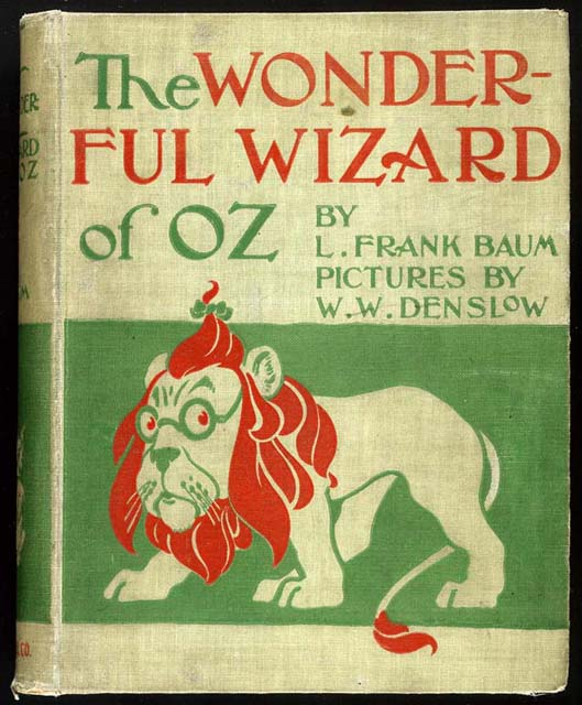 Wizard of Oz 1st edition