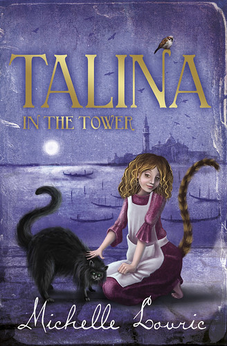 Michelle Lovric, Talina in the Tower
