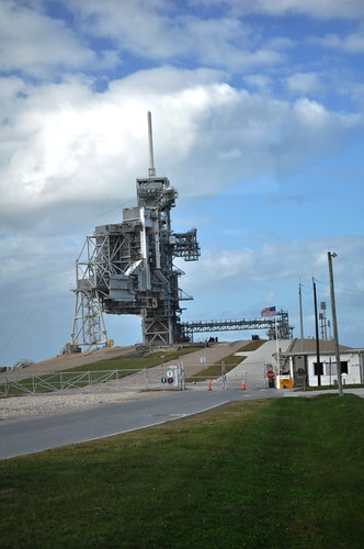 See Launch Pad 39A During a KSC Up Close Tour