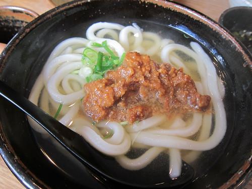 Buta Miso Udon Soup
