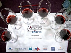 Rising New Zealand Reds Masterclass, Wine & Restaurant Experience 2011, World Gourmet Series