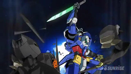 Mobile Suit AGE  Episode 10  D-Day  Youtube  Gundam PH (28)