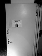 Eingangstür des Icons