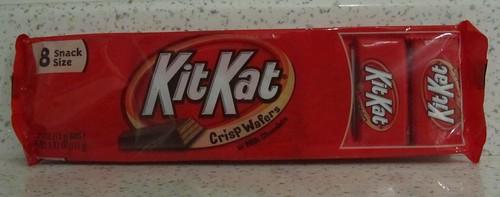 Kit Kat Snack Size (USA)