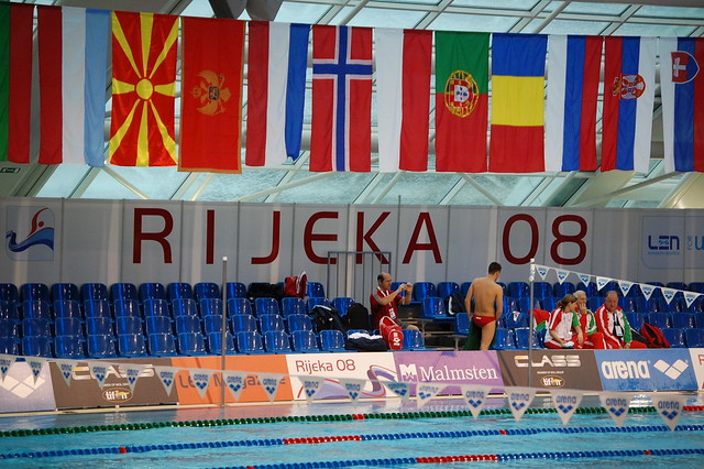 Flags (and Hungary) at Rijeka 08