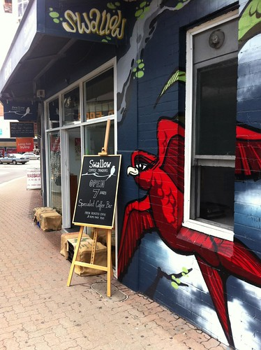 sparrow coffee traders, rockdale