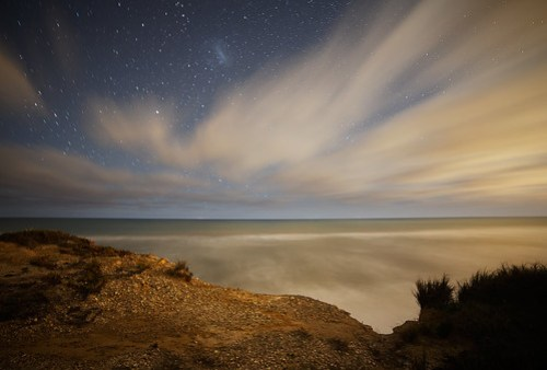 The Night at the Cliffs