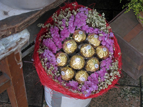 Ferrero Rocher Bouquet!