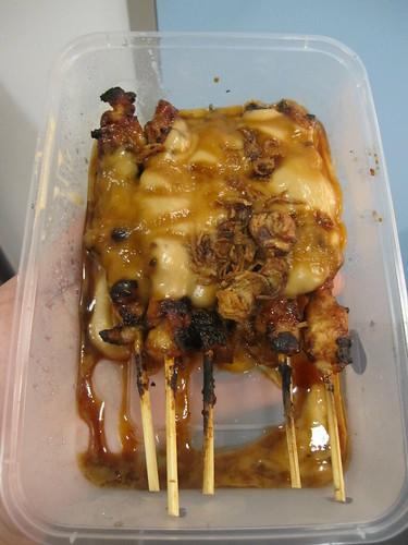 Chicken satay, Ayam Goreng 99