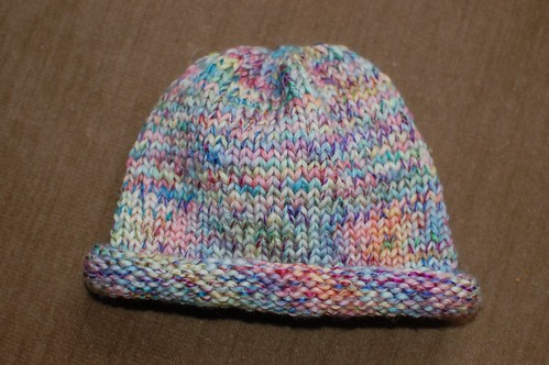 Roll Brim Bubble Hat - Julianna 1/12