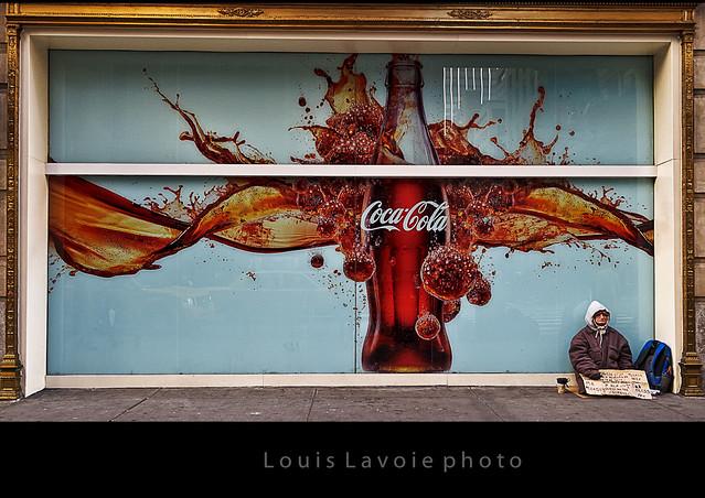 ♫Avec Coke, y'a d'la joie...♪