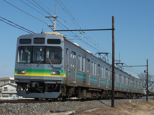 7502F @武州荒木~東行田