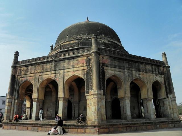 Bhool Bhulaiya or the Adham Khan Tomb