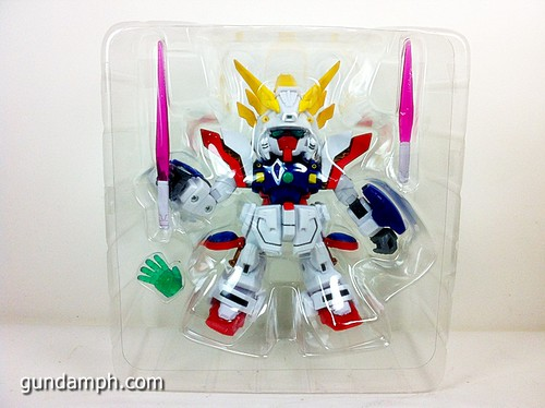 SD Archive Shining Gundam Unboxing Review (12)