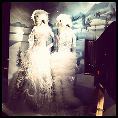 Bergdorf, I love thee. Especially the windows. #weekendinnyc