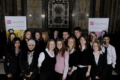 Bar Mock team from Wilmslow High