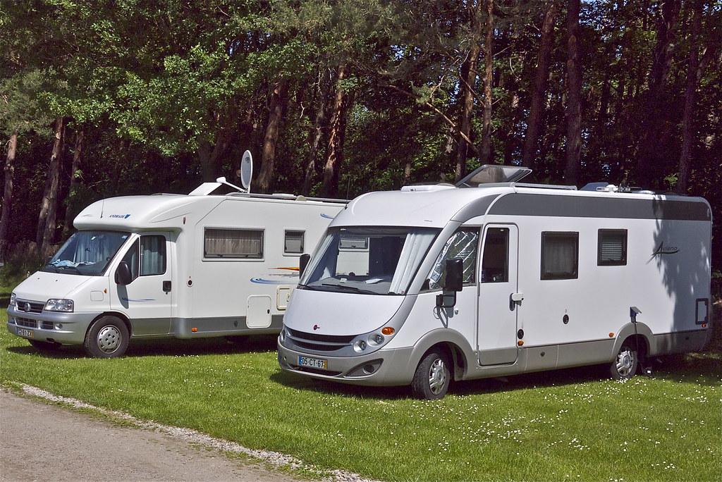 Campsite at Alt Schwerin