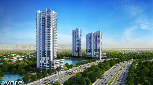 HCMC: Lakeside Towers