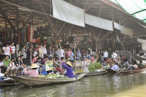Floating market - Bangkok (50 of 66)