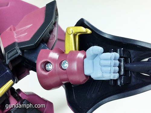 SD Gundam Online Capsule Fighter EPYON Toy Figure Unboxing Review (23)