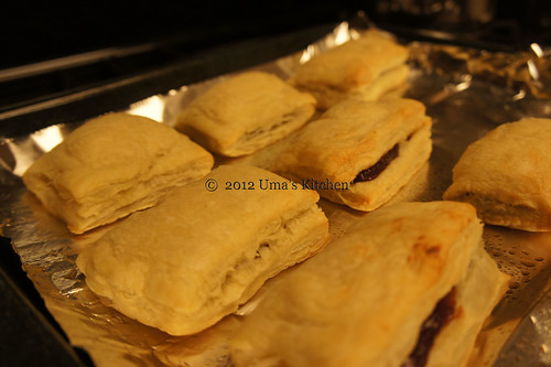 Guava paste - Cream cheese Pastry 2