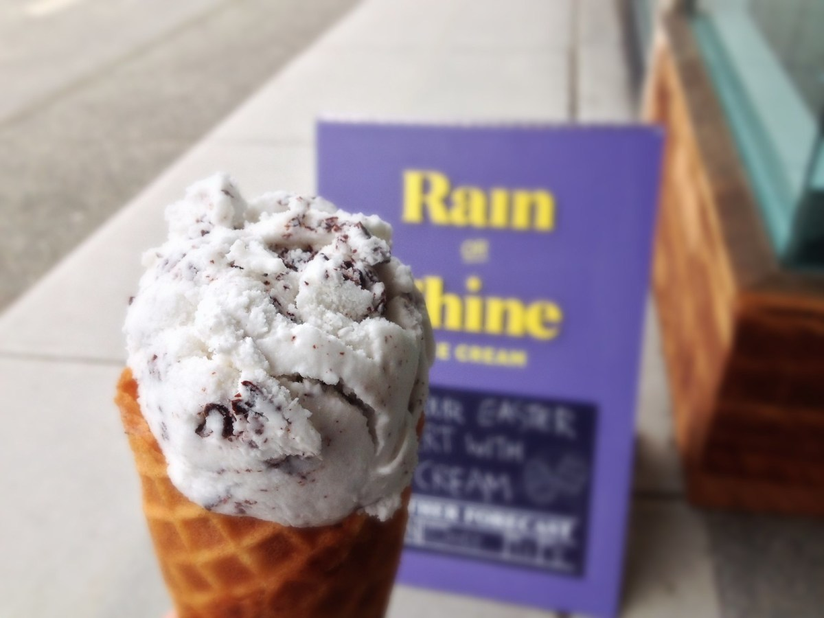 Rain or shine ice cream vancouver